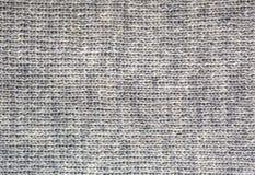 Вязать предпосылка текстуры шерстей Конец-вверх связанного шерстяного te Стоковое Изображение RF