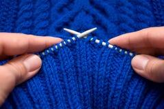 Вязать пуловер Стоковое Изображение RF