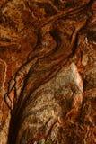 Влажная каменная поверхностная текстура Стоковое Изображение