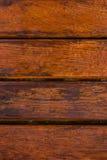 Влажная текстура планок Стоковая Фотография