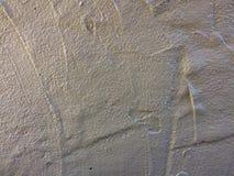 Влажная текстура цемента Стоковая Фотография