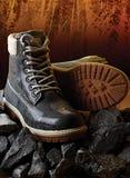 Влажные ботинки Стоковые Фотографии RF