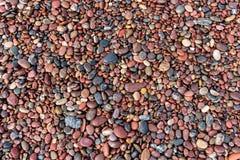 Влажные камни Стоковые Изображения