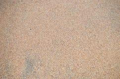 Влажный песок Стоковые Изображения