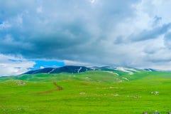 В армянских гористых местностях стоковые изображения rf