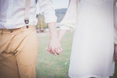 владение руки мое Стоковая Фотография RF