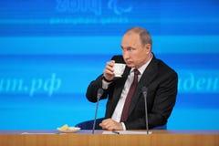 Владимир Путин стоковая фотография rf