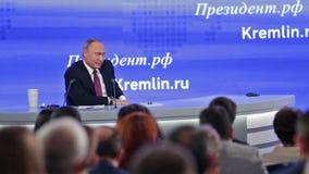 Владимир Путин сток-видео