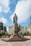 В Баку Азербайджане Стоковые Фото