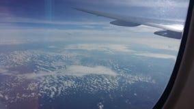 В воздухе Стоковая Фотография RF