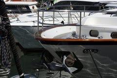 В гавани Стоковое фото RF