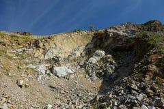 В горах Macin стоковое изображение rf
