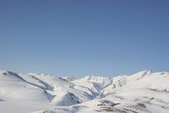 В горах Sibilline Стоковое Изображение RF
