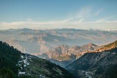 В горы стоковое фото rf