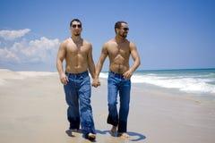 В джинсыах Стоковая Фотография RF
