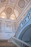 В здании университета Катании Стоковые Изображения