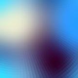 Влияние нерезкости постепенно поворачивая в граненный Стоковые Изображения RF