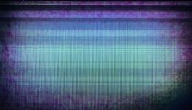 Влияние экрана небольшого затруднения сломленного дисплея LCD Стоковые Изображения