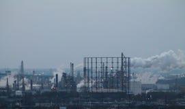 Влияния загрязнения Стоковые Изображения RF