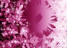 Влияния нерезкости предпосылки текстуры весны Стоковое Фото