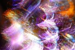 Влияния фото, предпосылка, светлая абстракция Стоковое фото RF