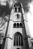 в конструкции и истории Notting Hill Англии Европы старых Стоковая Фотография RF