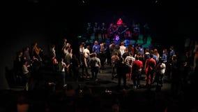 В концерте - соедините RotFront от Берлина, Германии видеоматериал