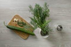 В кухне Стоковое Фото