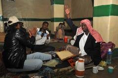 В мечети Sufi в Харгейсе. стоковое изображение rf