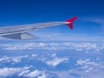В небе стоковое изображение