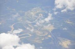 В небе Стоковая Фотография RF