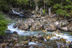 В долине реки Стоковая Фотография