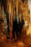 В пещеру стоковые изображения rf