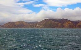 В проливе кашевара Стоковые Изображения RF