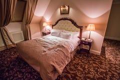 В роскошной комнате Стоковое Фото