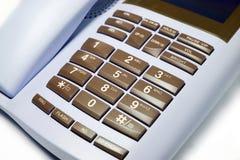 В стиле фанк покрашенный телефон Стоковые Фотографии RF