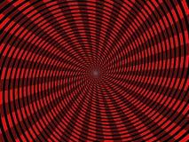 В стиле фанк twirl излучает предпосылку иллюстрация штока