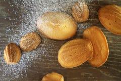 В тортах западн-стиля таблицы древесины Стоковые Изображения
