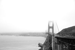 В туман Стоковые Фотографии RF