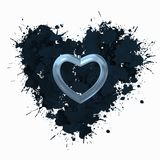 Влюбленность влюбленность в тяжелой сцене бесплатная иллюстрация