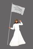 Влюбленность Иисуса ваша иллюстрация врагов Стоковая Фотография
