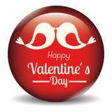 Влюбленность и день валентинок Стоковая Фотография RF
