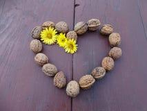 Влюбленность и здоровье совместно Стоковое Изображение RF