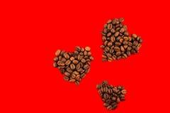 Влюбленность на кофе 2 Стоковая Фотография RF