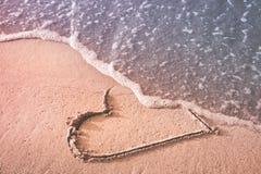 Влюбленность до свидания Стоковые Изображения