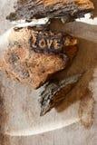 Влюбленность предпосылки. Стоковое Изображение