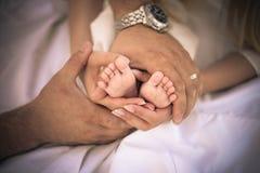 Влюбленность семьи Стоковые Изображения RF