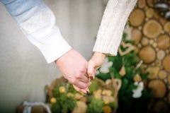 влюбленность совместно Стоковое Изображение RF