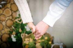 влюбленность совместно Стоковые Фото