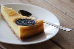 Влюбленность торта Стоковые Фото